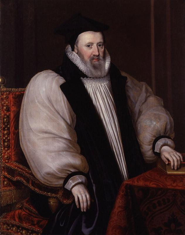 George Abbot from NPG