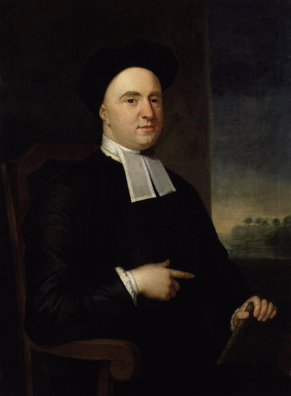 George Berkeley by John Smibert
