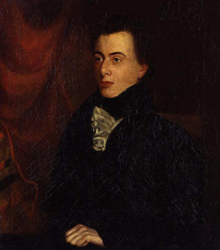 George Borrow by John Thomas Borrow