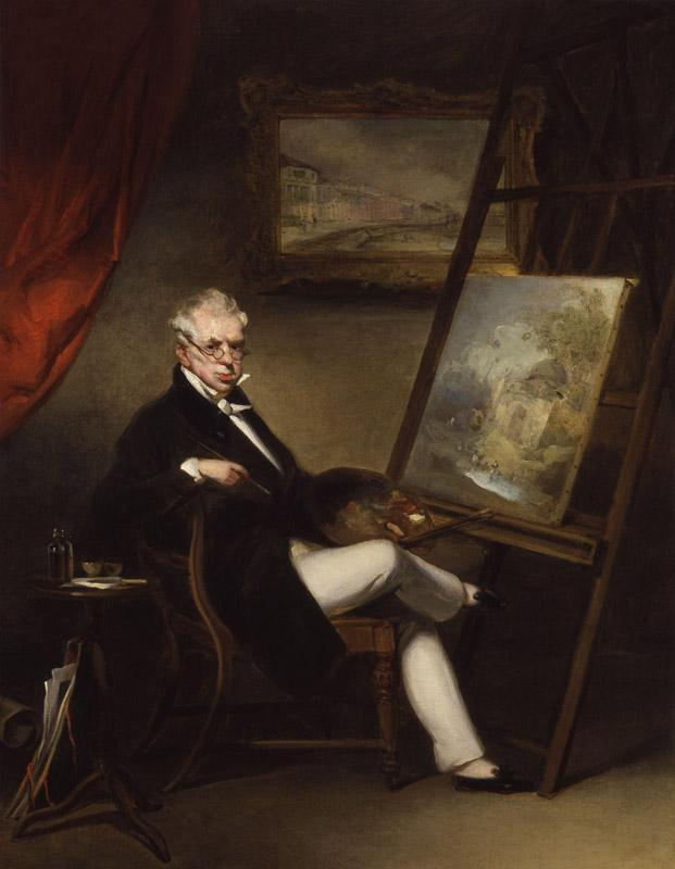 George Chinnery by George Chinnery
