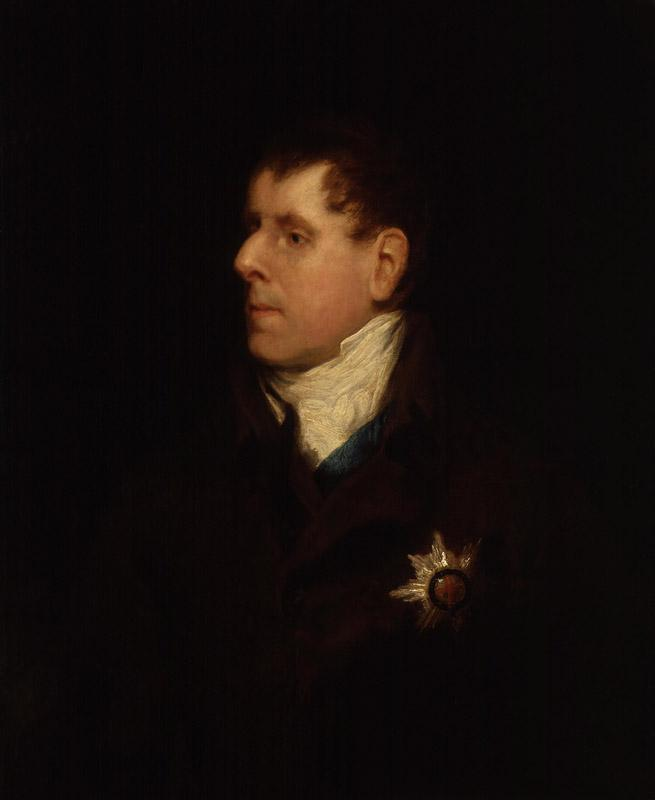 George Granville Leveson-Gower, 1st Duke of Sutherland by Thomas Phillips