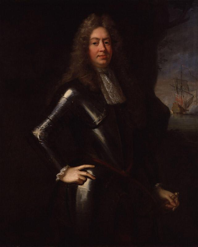 George Legge, 1st Baron Dartmouth by John Riley