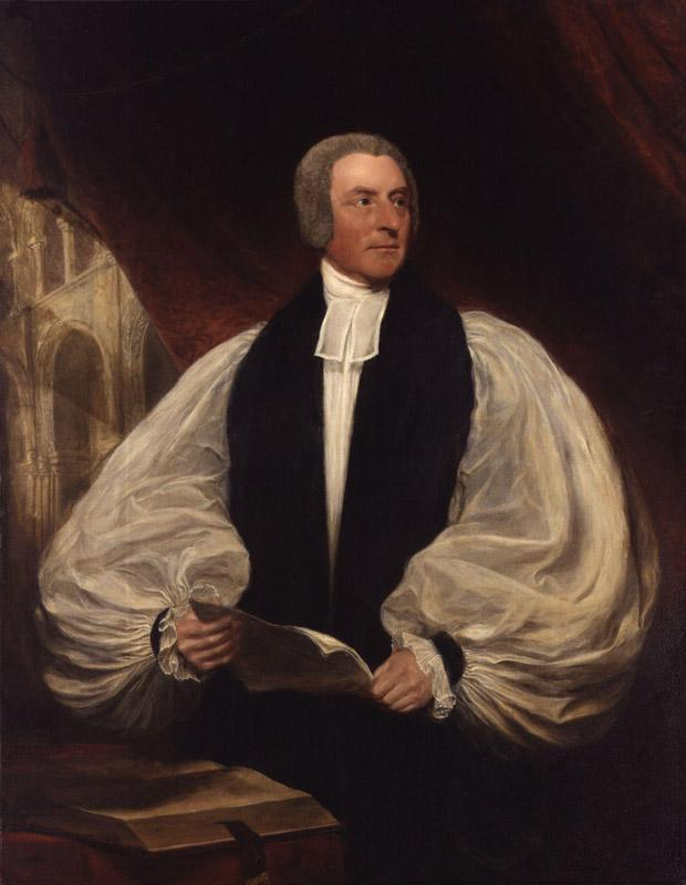 George Murray by Samuel Lane