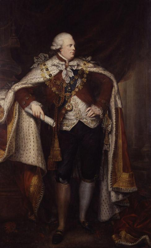George Nugent Temple Grenville, 1st Marquess of Buckingham from NPG