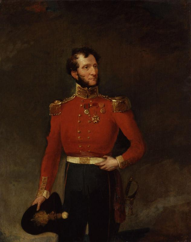George O Malley by William Salter