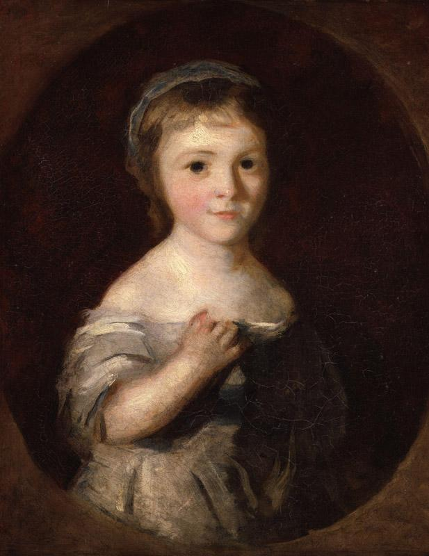 Georgiana (Spencer), Duchess of Devonshire by Sir Joshua Reynolds