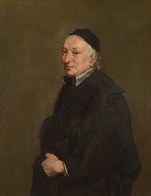 Giacomo Ceruti - Portrait of a Priest