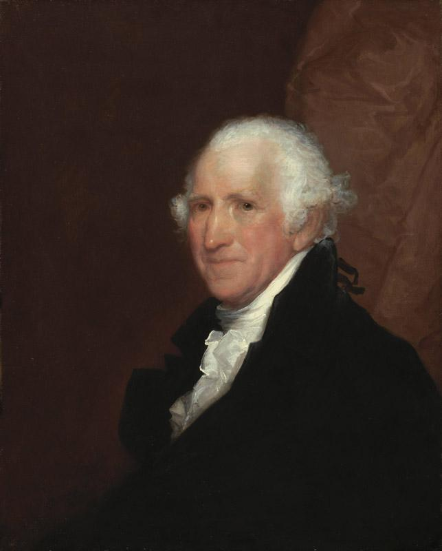 Gilbert Stuart - Dr. William Aspinwall, ca. 1815