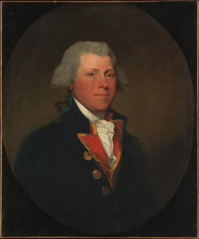 Gilbert Stuart--James DeLancey