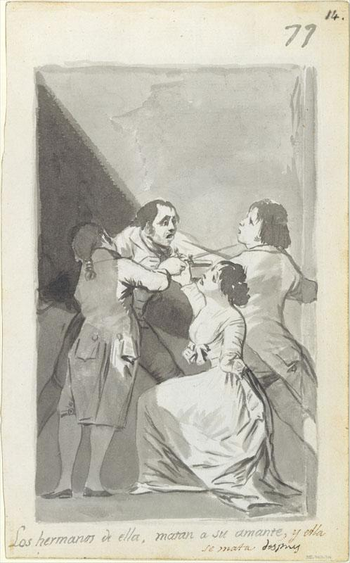 Goya--Family Vengeance