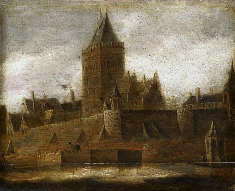 Goyen, Jan van -- Rijksmuseum Amsterdam, the museum of the Netherlands, 1650