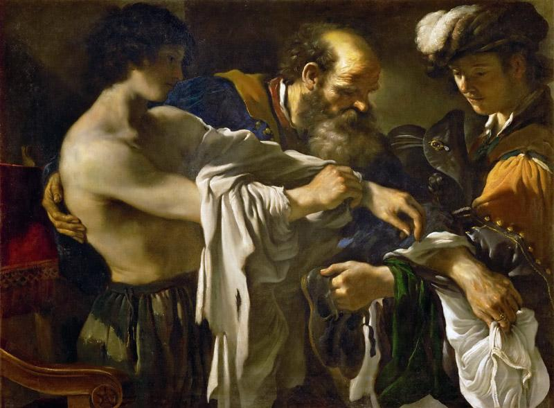 Guercino (1591-1666) -- Return of the Prodigal Son