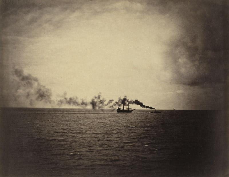 Gustave Le Gray - Steamboat