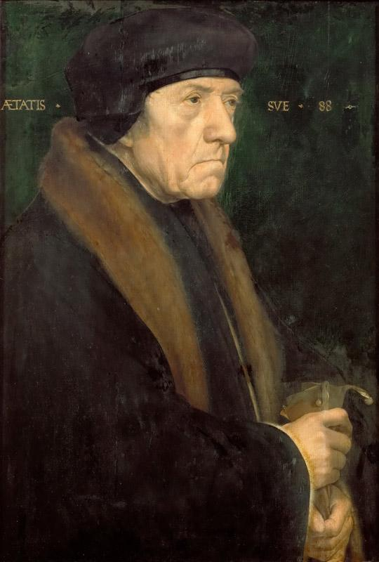 Hans Holbein the Younger (1497 or 1498-1543) -- Dr