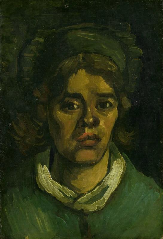 Head of a Woman10