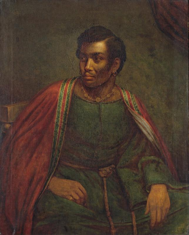 Henry Perronet Briggs - Ira Aldridge as Othello