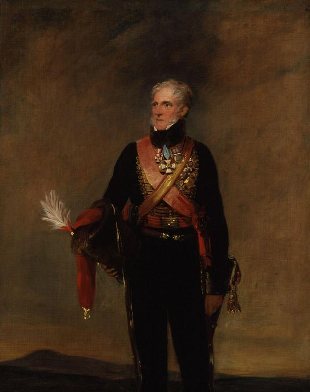 Henry William Paget, 1st Marquess of Anglesey by William Salter