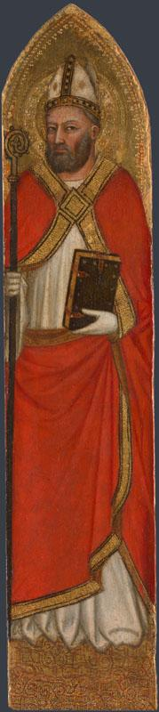 Jacopo di Cione and workshop - Saint Peter Damian