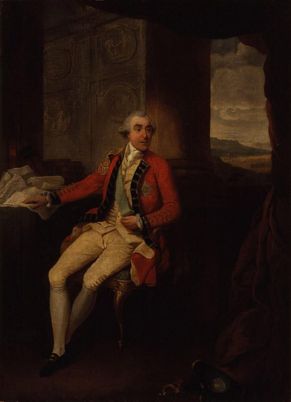 James Caulfeild, 1st Earl of Charlemont by JGD
