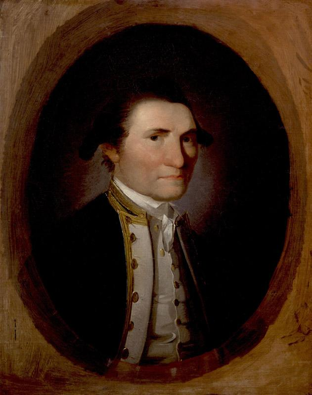 James Cook by John Webber