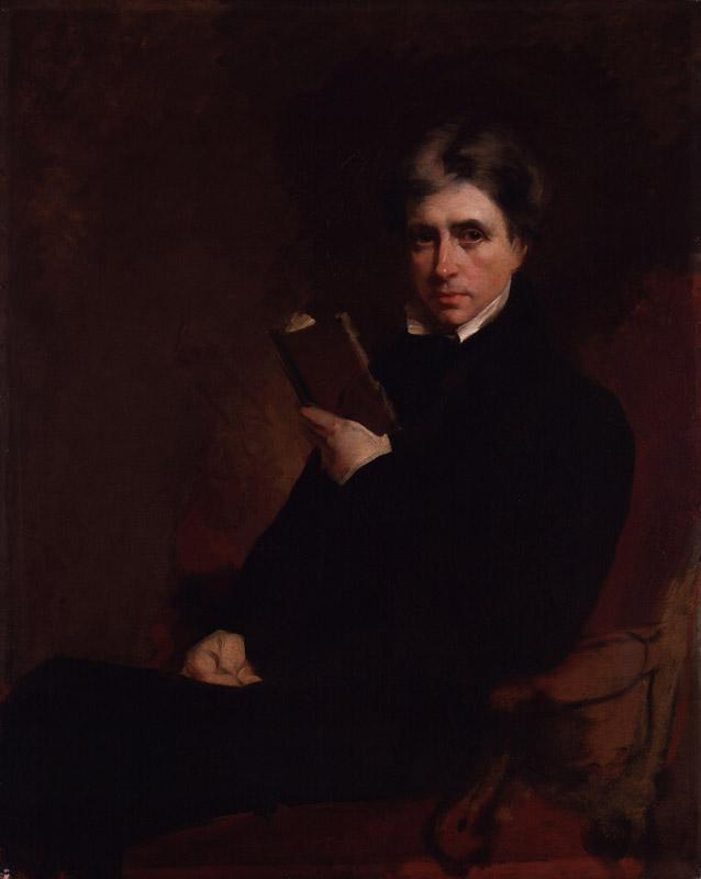 James Henry Leigh Hunt by Samuel Laurence