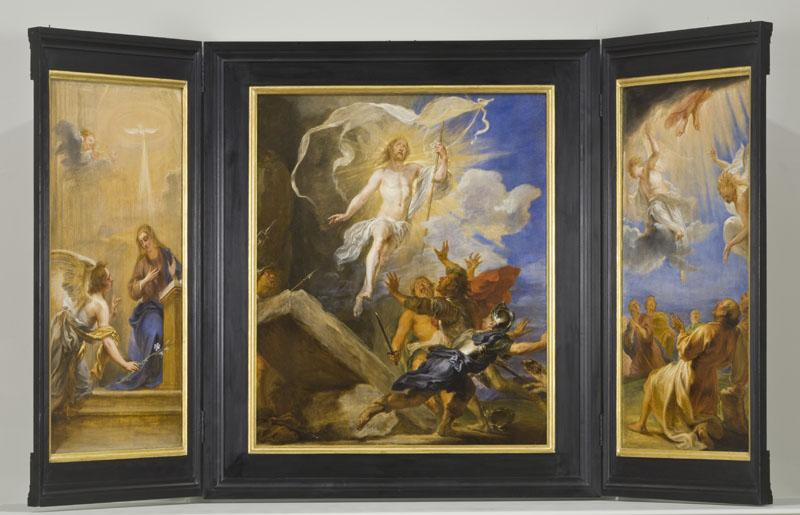 Jan  Boeckhorst - The Snyders Triptych