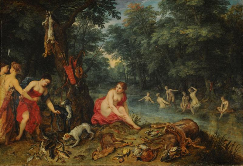 Jan Brueghel the Elder- (18)