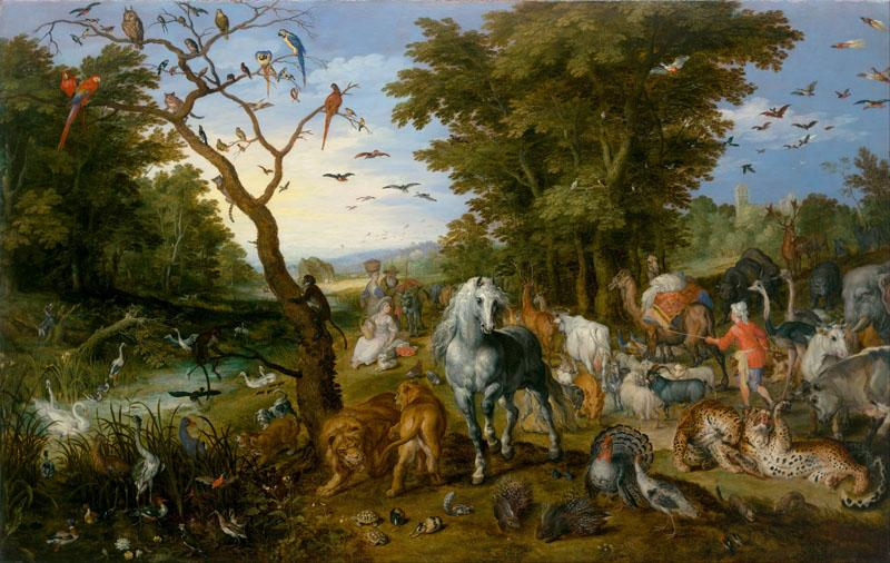 Jan Brueghel the Elder- (22)