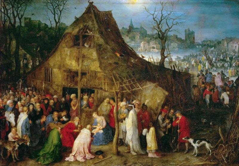 Jan Brueghel the Elder- (61)
