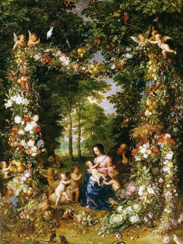 Jan Brueghel the Elder- (77)