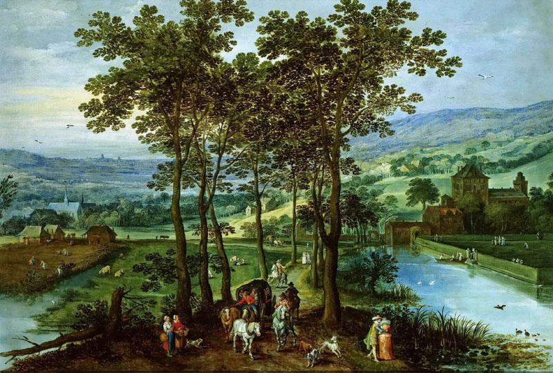 Jan Brueghel the Elder- 1(12)