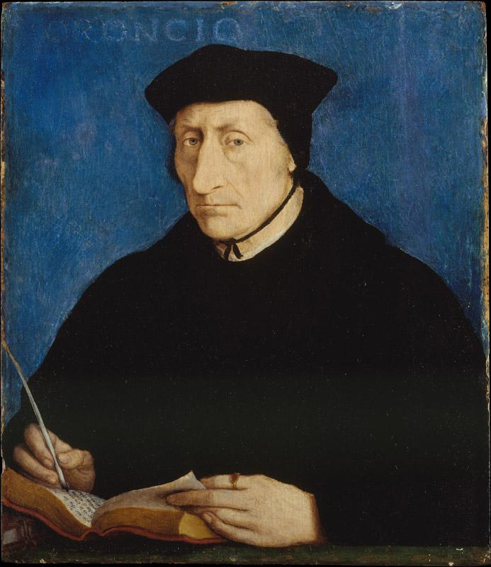 Jean Clouet--Guillaume Bude (1467-1540)