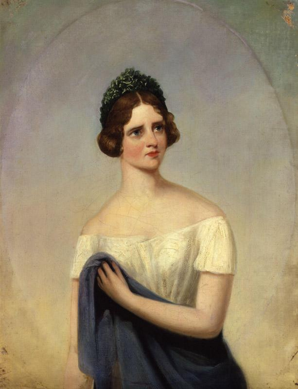 Johanna Maria (Jenny) Lind by Alfred, Count D Orsay
