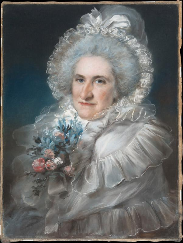 John Russell--Mrs. William Man Godschall (Sarah Godschall, 1730-1795)