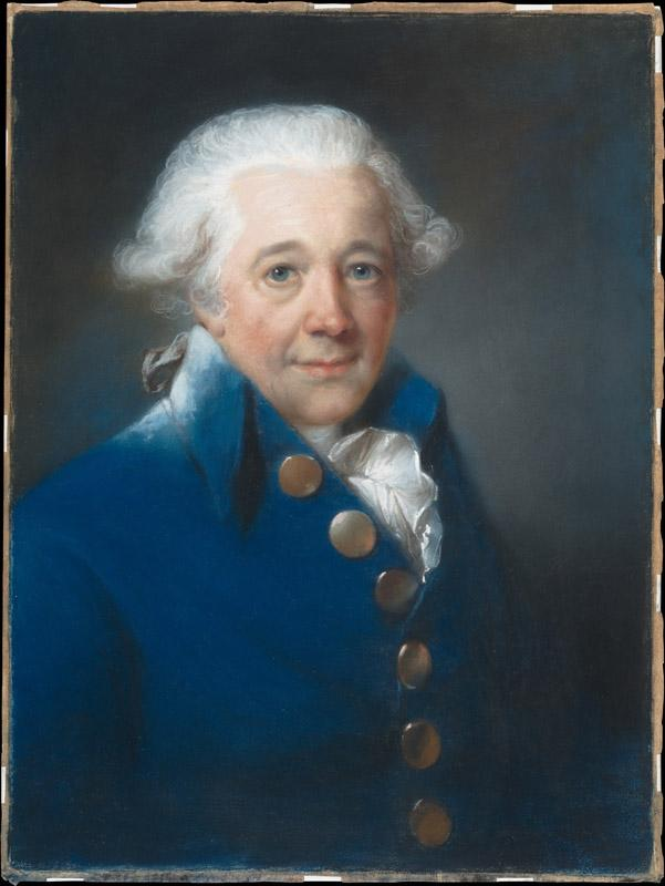 John Russell--William Man Godschall (1720-1802)