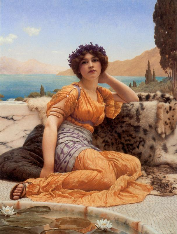 John William Godward  (10)
