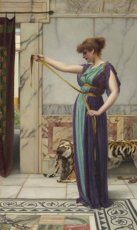 John William Godward  (35)
