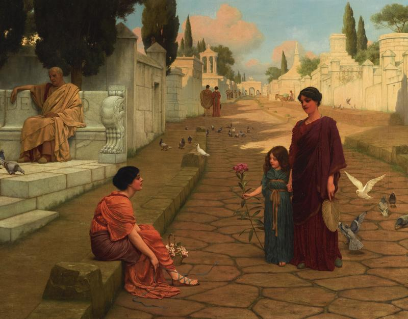 John William Godward  (38)
