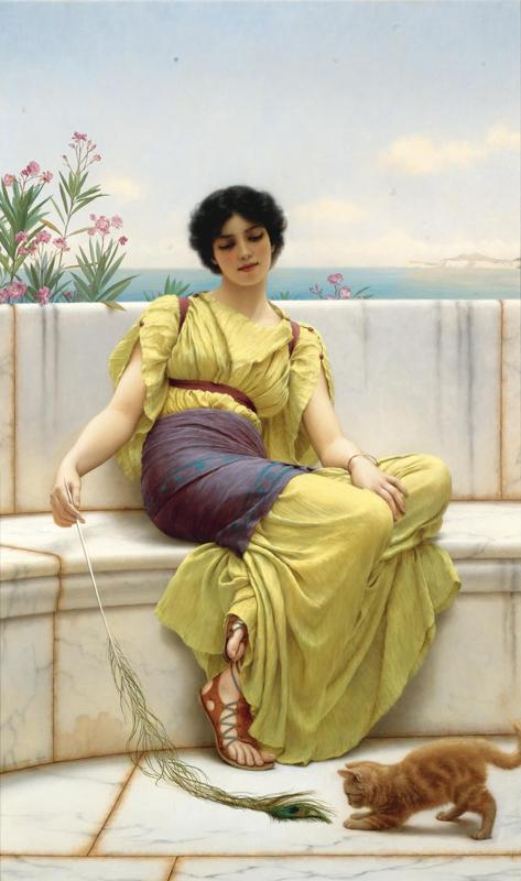 John William Godward  (49)