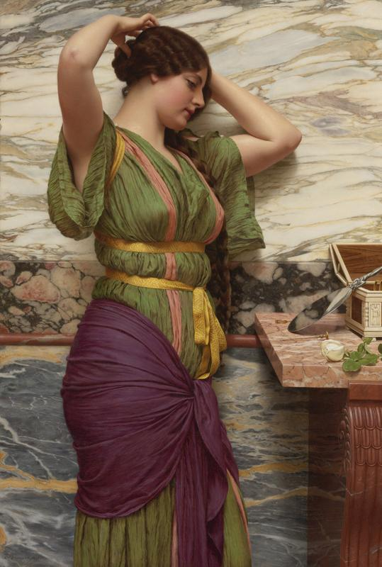 John William Godward  (69)