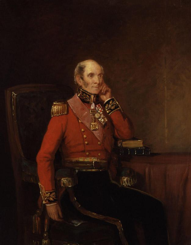 John Byng, 1st Earl of Strafford by William Salter