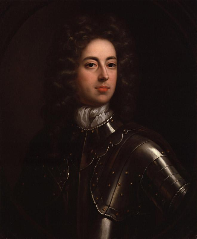 John Churchill, 1st Duke of Marlborough by John Closterman