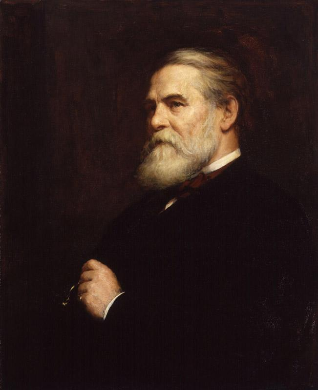 John Loughborough Pearson by Walter William Ouless