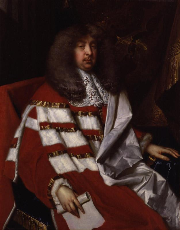 John Maitland, Duke of Lauderdale by Jacob Huysmans
