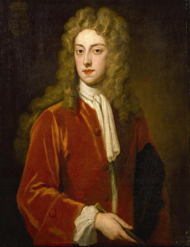 John Montagu, 2nd Duke of Montagu by Sir Godfrey Kneller, Bt