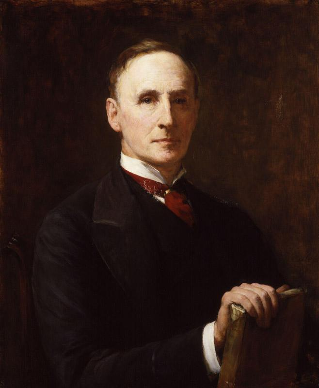 John Morley, 1st Viscount Morley of Blackburn by Walter William Ouless