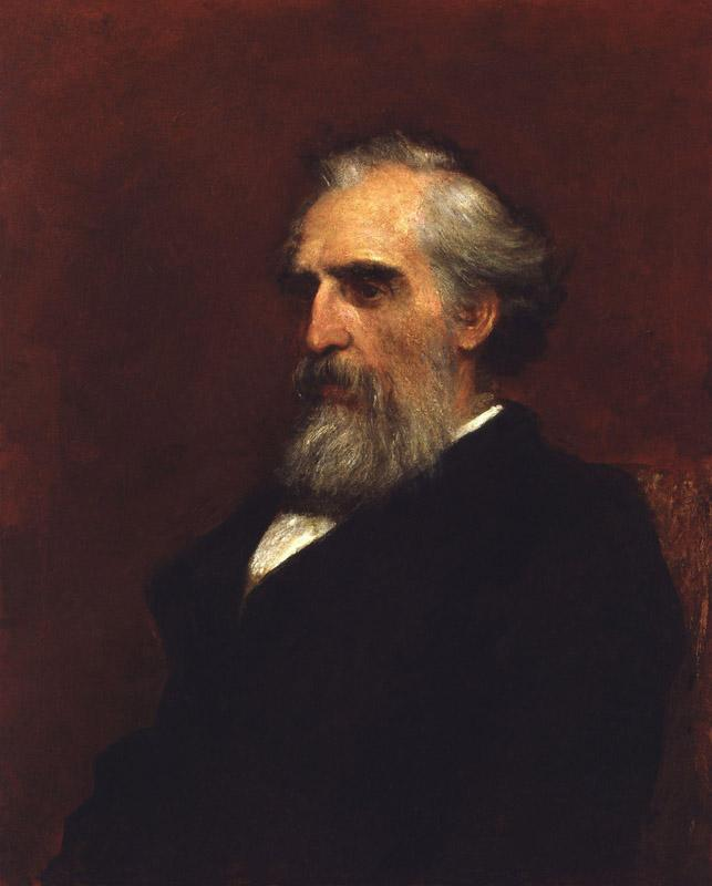 John Passmore Edwards by George Frederic Watts