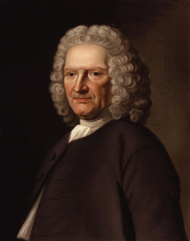 John Ward by Joseph Samuel Webster