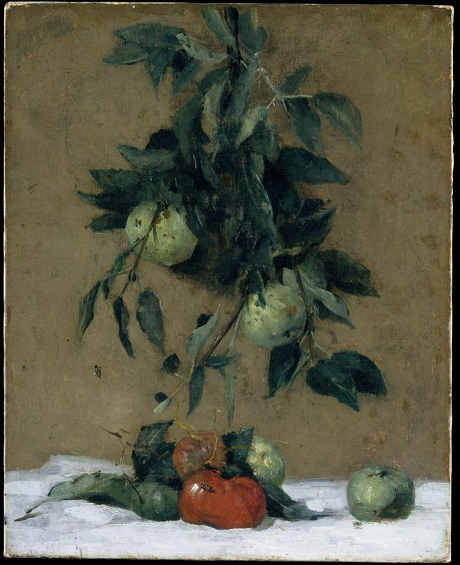 Julian Alden Weir--Fruit