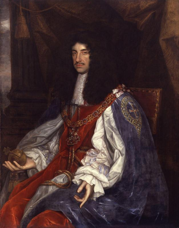 King Charles II by John Michael Wright or studio